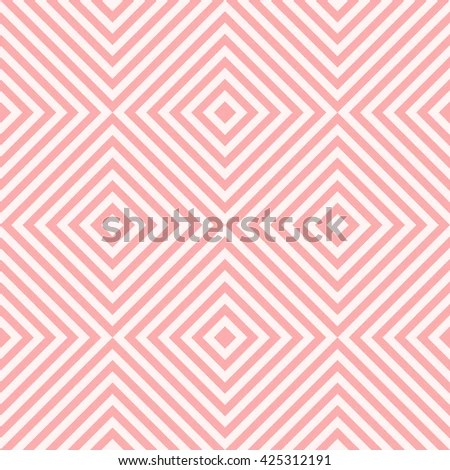 Pattern Stripe Seamless Pink Colors Design Stock Vector HD (Royalty