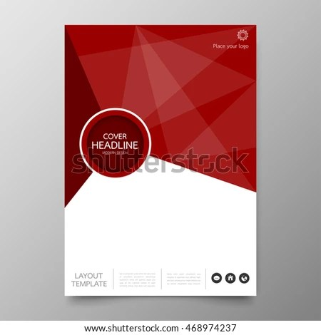 annual report cover template - Towerssconstruction