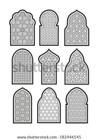 Islamic Window Stock Images, Royalty-Free Images & Vectors ...