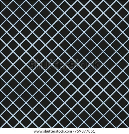 Pattern Mesh Grid Seamless Vector Background Stock Vector (2018