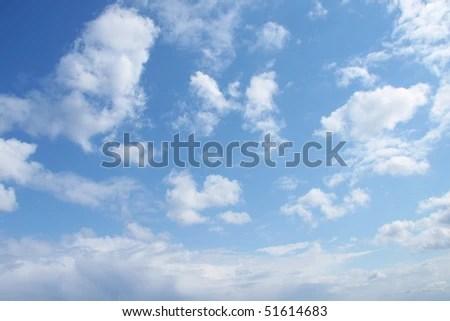 Basic Blue Sky Background Stock Photo  Image (Royalty-Free - basic blue background