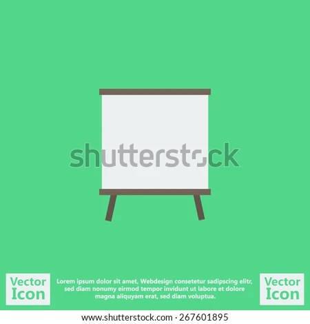 Flip Chart icon Training Curriculum Icons Pinterest Icons - sticker chart