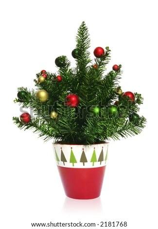 Small Decorative Christmas Trees mini christmas tree etsy a - small decorative christmas trees