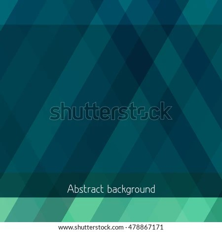 Abstract Simple Background Horizontal Diagonal Stripes Stock Vector