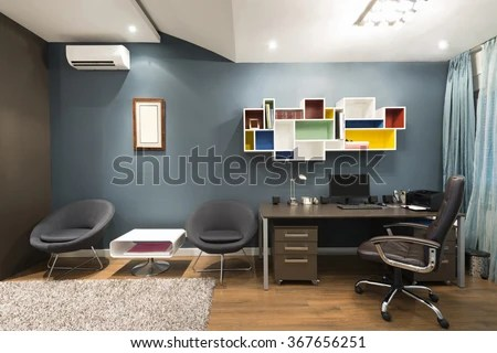Classic 3d Desktop Workplace Wallpaper Study Room Stock Images Royalty Free Images Amp Vectors