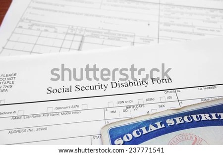 Disability Application Form - disability form