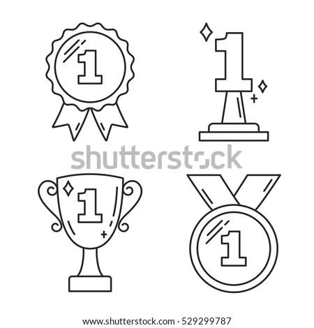 award clipart black and white - Apmayssconstruction