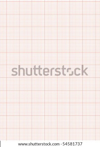 Abstract Math Background Red Graph Paper Stock Vector 54141832 - math graph paper