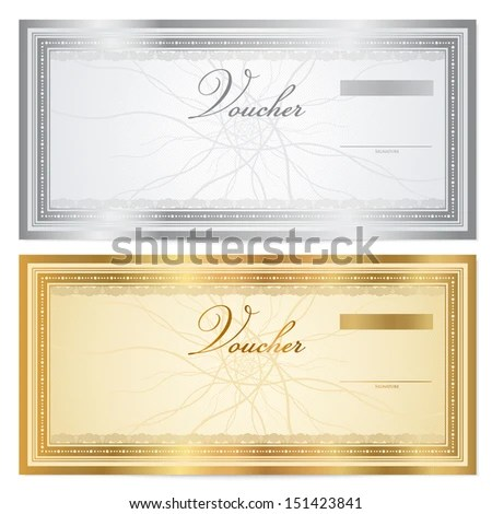 Blank Coupon Stock Images, Royalty-Free Images \ Vectors - money coupon template