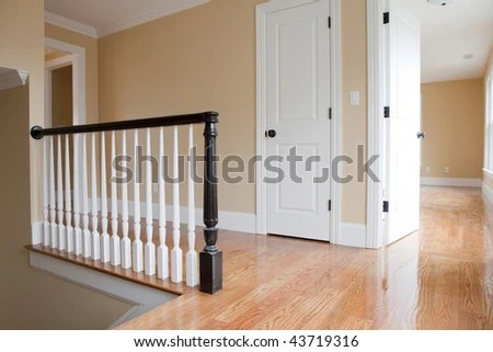 Stair Landing Stock Photos, Royalty-Free Images & Vectors