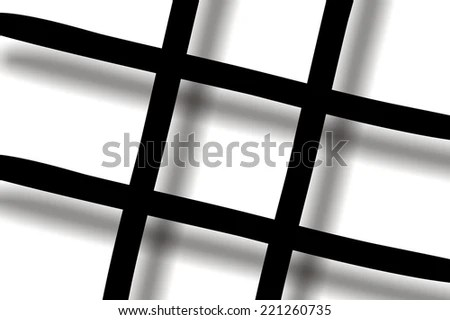 Stock Images similar to ID 31390462 - hand drawn tic tac toe game - tic tac toe template