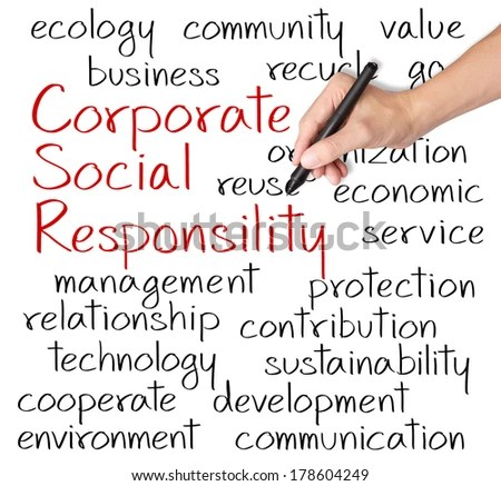 corporate social responsibility essays
