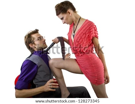 Dominant Woman Stock Photos Images Pictures Shutterstock