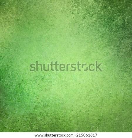 Solid Green Background Grunge Border Texture Stock Illustration - solid green border
