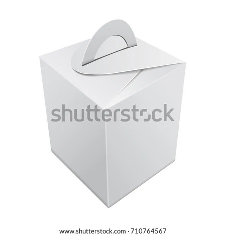Paper Gift Boxes Templates red christmas gift box template free – Paper Gift Boxes Templates