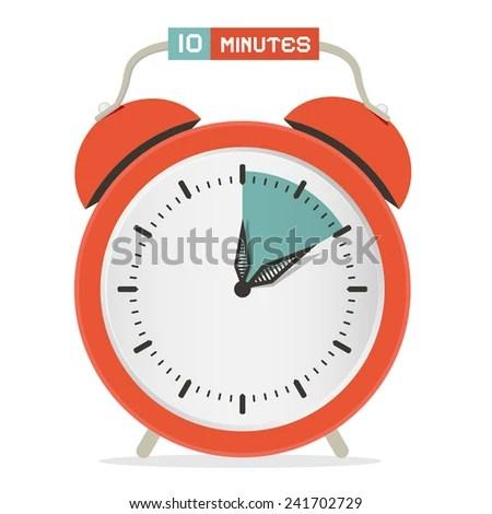 set timer to 10 minutes lexu