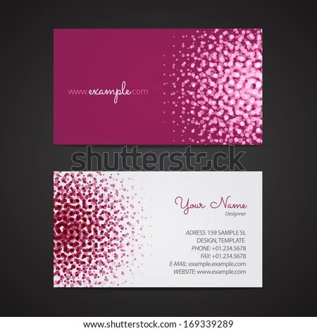 Business card free vector download (22,236 Free vector) for - business card sample