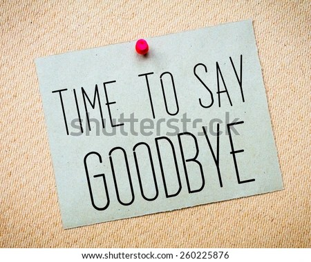 goodbye note wtfhyd - goodbye note