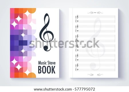Printable Staff Paper Template Blank Guitar Tab Template With - music staff paper template