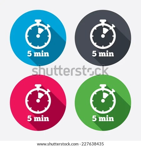 set a 5 minute timer radiovkm