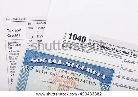 Social Security Number Stock Images, Royalty-Free Images \ Vectors - social security form