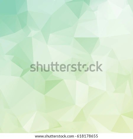 Colorful Abstract Geometric Banner Background Design Stock Vector
