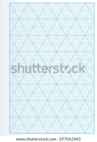 graph paper triangles - Intoanysearch