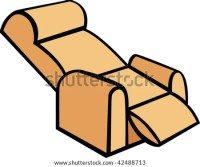 Recliner Chairs Clip Art - Home Design Photo
