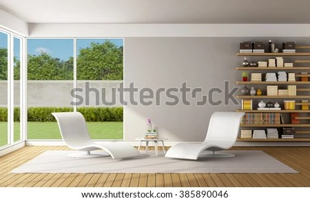 Chaise-lounge Stock Images, Royalty-Free Images \ Vectors - living room chaise lounge