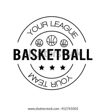 black and white basketball template - Goalgoodwinmetals - black and white basketball template