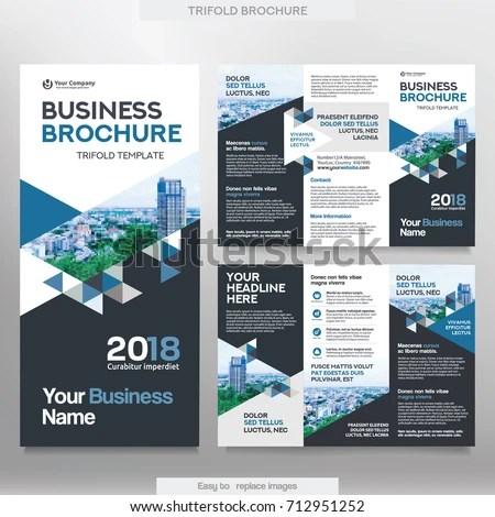 Sample Tri Fold Brochure College University Tri Fold Brochure - sample business brochure