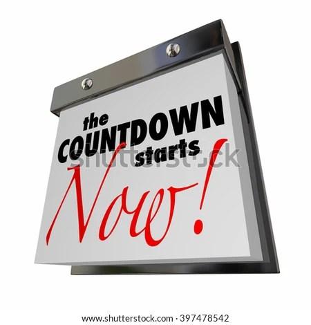 calender countdown - Selol-ink