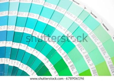 Pantone Stock Images, Royalty-Free Images \ Vectors Shutterstock - sample pantone color chart