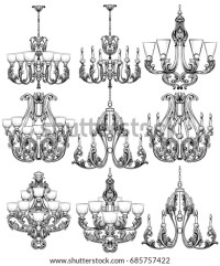 Chandelier Stock Images, Royalty-Free Images & Vectors ...