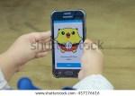 SARAWAK MALAYSIA JULY TH Pokemon Go Chat For Pokemon App