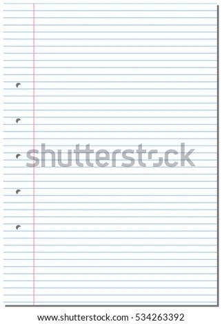 Notepad Paper Template formatscsatco