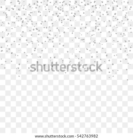 Purple Falling Circles Wallpaper Silver Confetti Stock Images Royalty Free Images