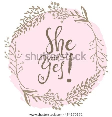 Engagement Card Template oakandale