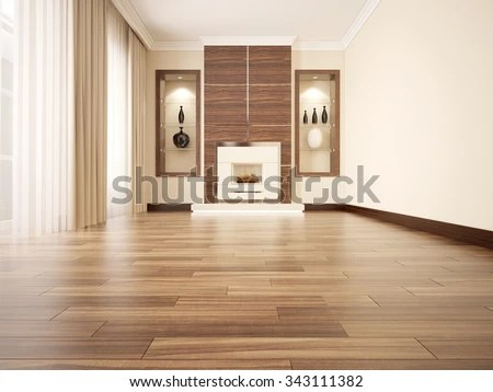 Wood Floor Stock Images, Royalty-Free Images \ Vectors Shutterstock - living room with wood floors