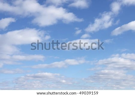Basic Blue Sky Background Stock Photo 49039159 - Shutterstock - basic blue background