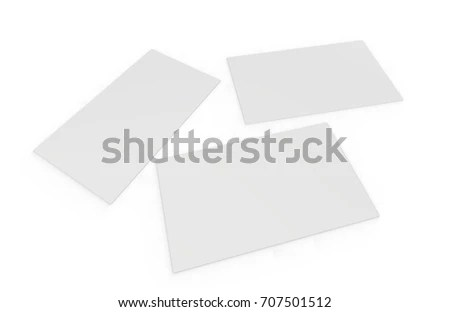 Blank Card Template business card blank template with guides - blank card template