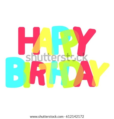 Happy Birthday Word Template card invitation design ideas free – Birthday Word Template