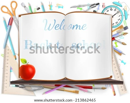 back to school template - Minimfagency - welcome back template