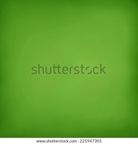 Plain Solid Green Background Faint Texture Stock Illustration - solid green border