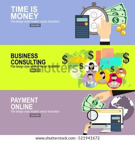 Pay Bills Tax Online Receipt Via Stock Vector (2018) 521941672 - money receipt design