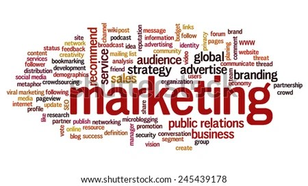 words for advertising and marketing - Vatozatozdevelopment - sales word