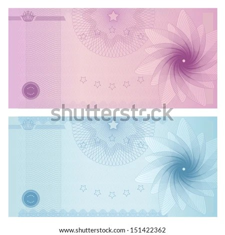 Money Template Stock Images, Royalty-Free Images \ Vectors - money coupon template