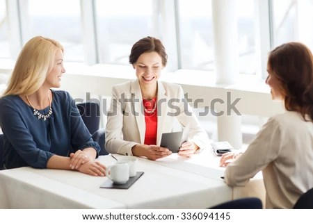 People Expenses Payment Lifestyle Concept Happy Stock Photo (Royalty