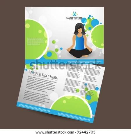 Brochure Design Services Bangalore u2013 Vistas Brochure Design team - photography flyer
