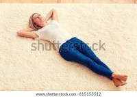 Woman Laying Stock Images, Royalty-Free Images & Vectors ...